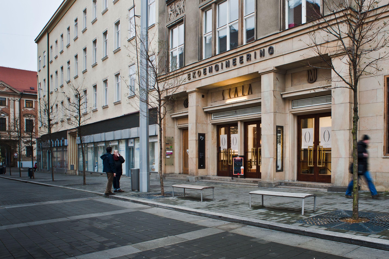 Scala University Cinema in Brno