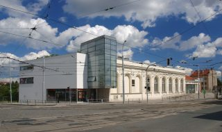 Culture centre Semilasso in Brno