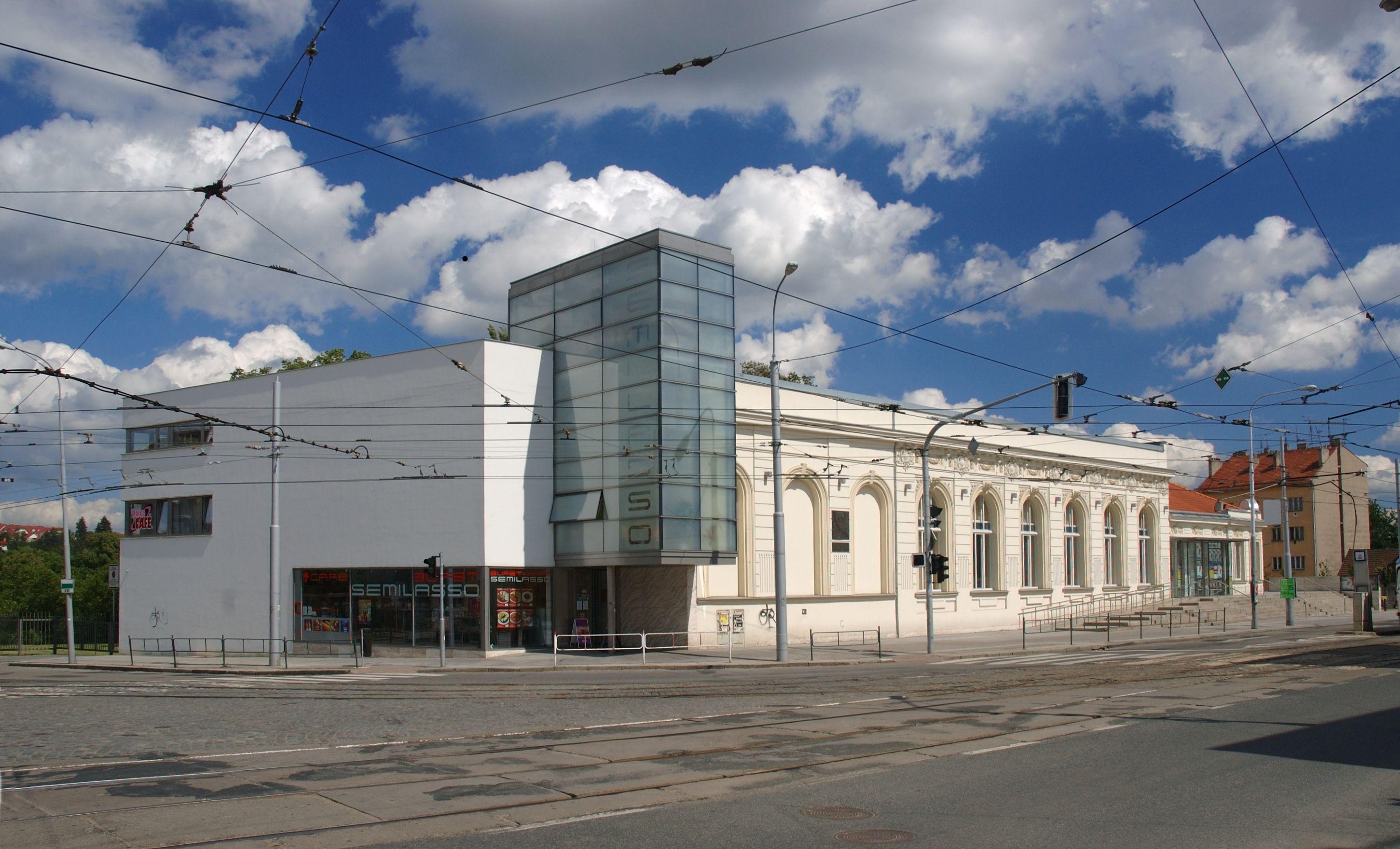 kulturní dům Semilasso v Brně