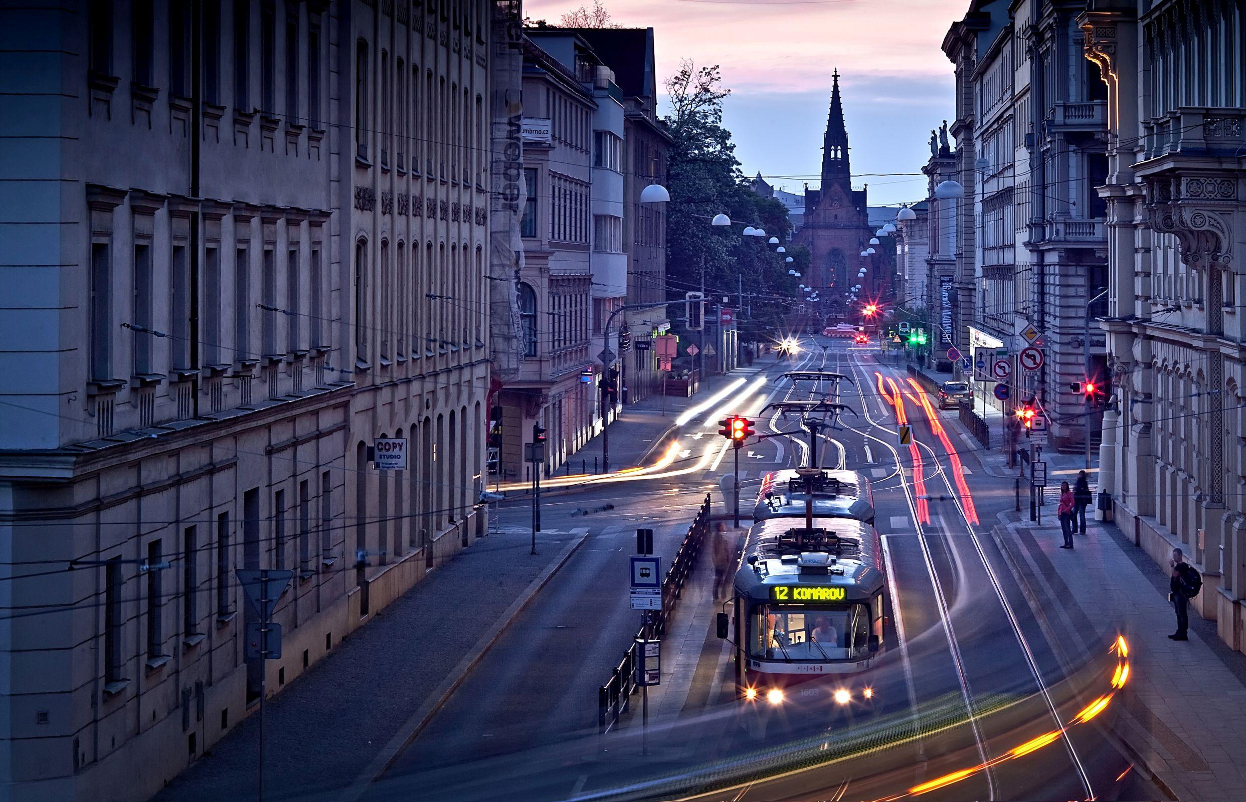 Šilinger Square (Šilingrovo náměstí) in Brno