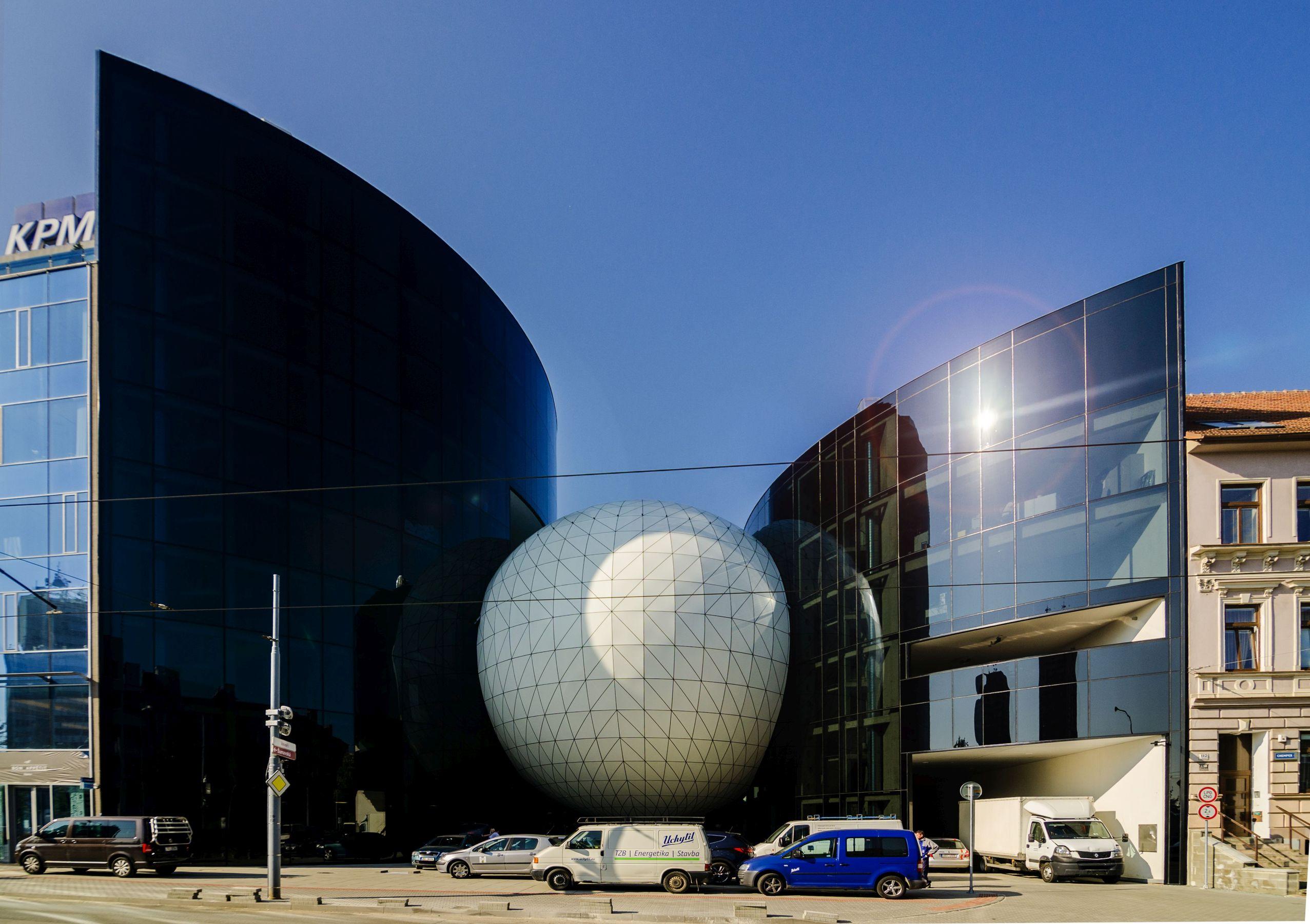 club Sono centrum in Brno