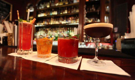spirit bar v Brně