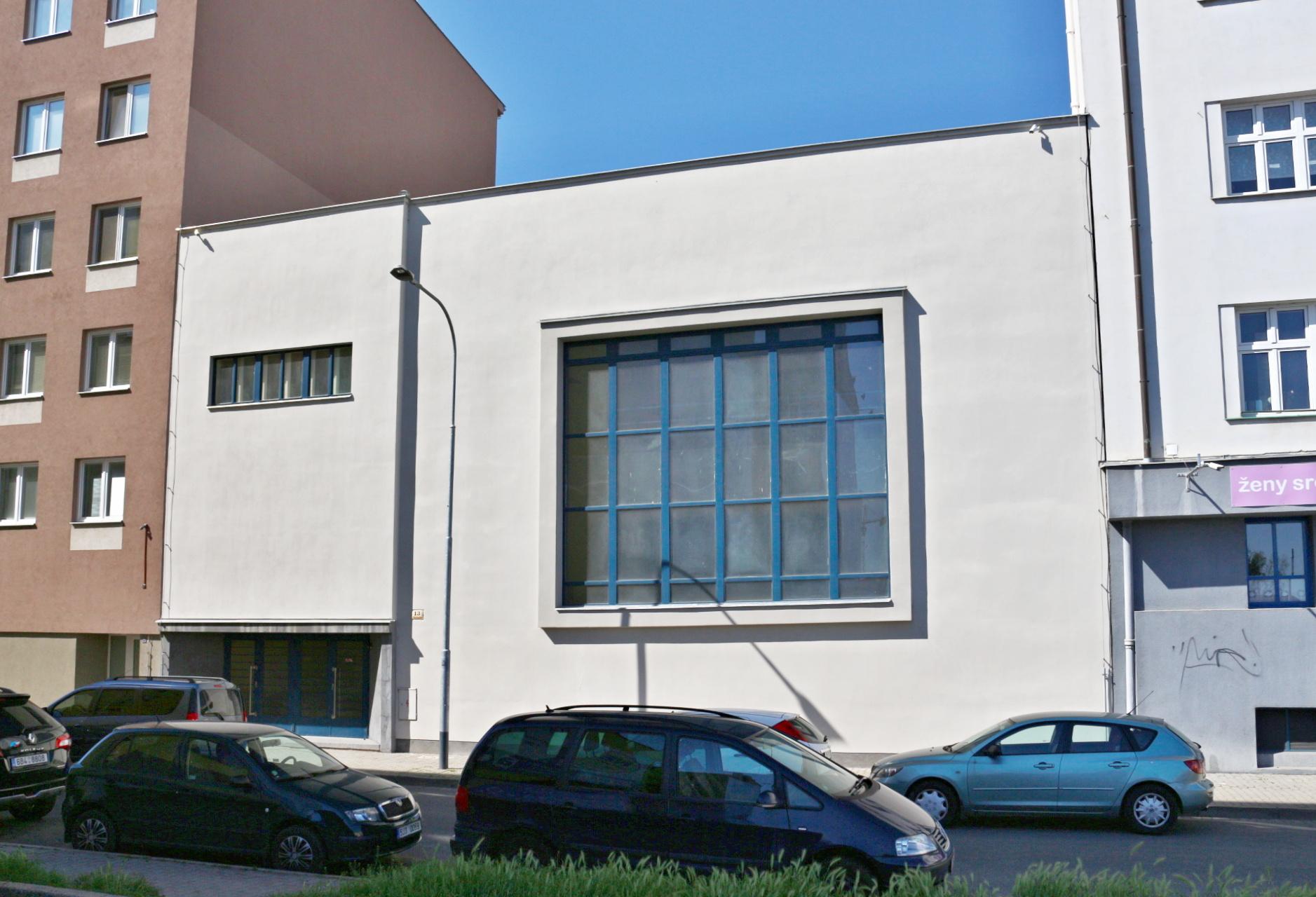 Agudas Achim Synagogue in Brno