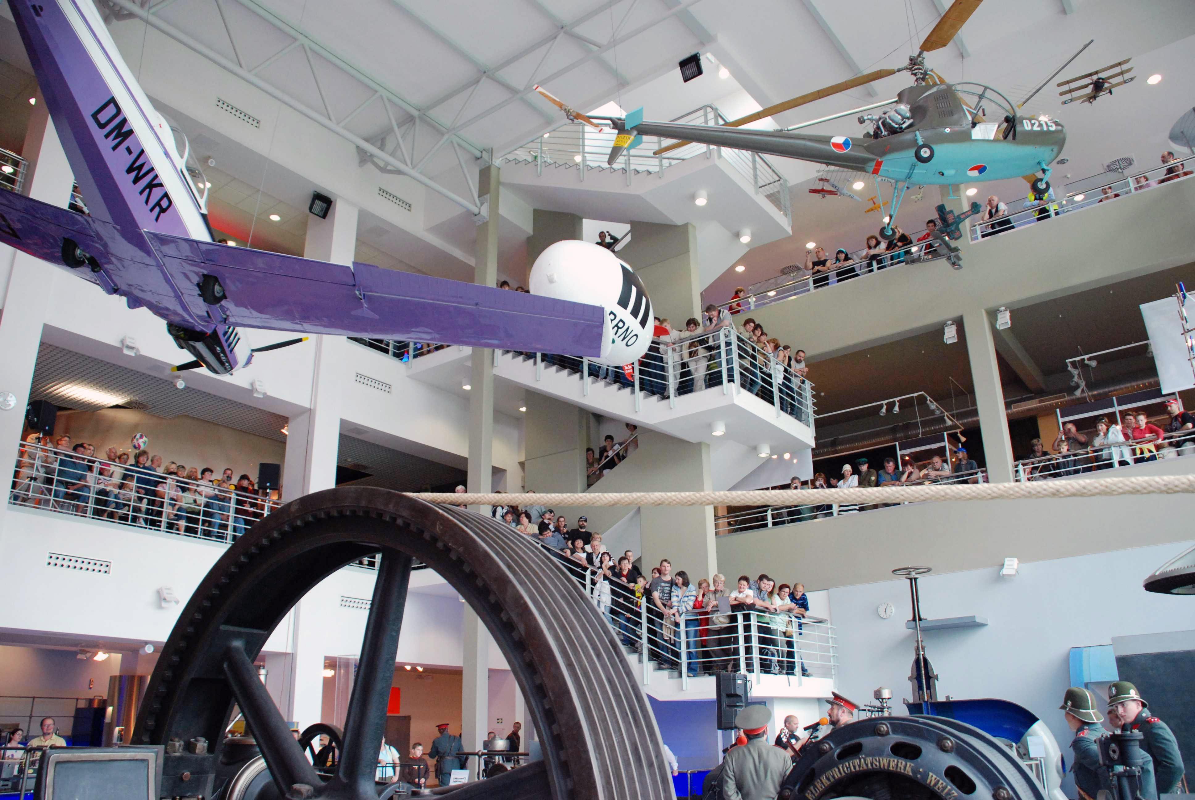 Brno Technical Museum (Technické muzeum v Brně)