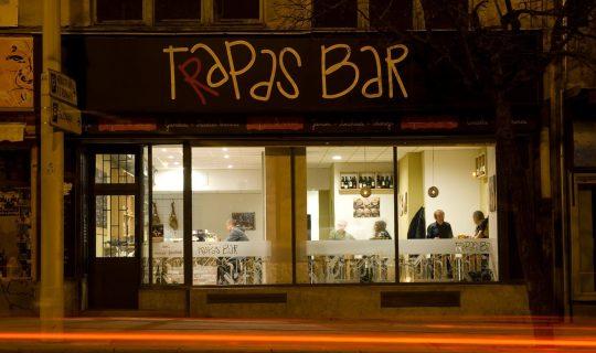 bistro Trapas Bar v Brně