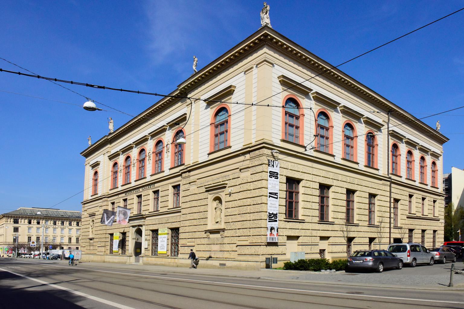 The Moravian Gallery in Brno (Moravská galerie v Brně)