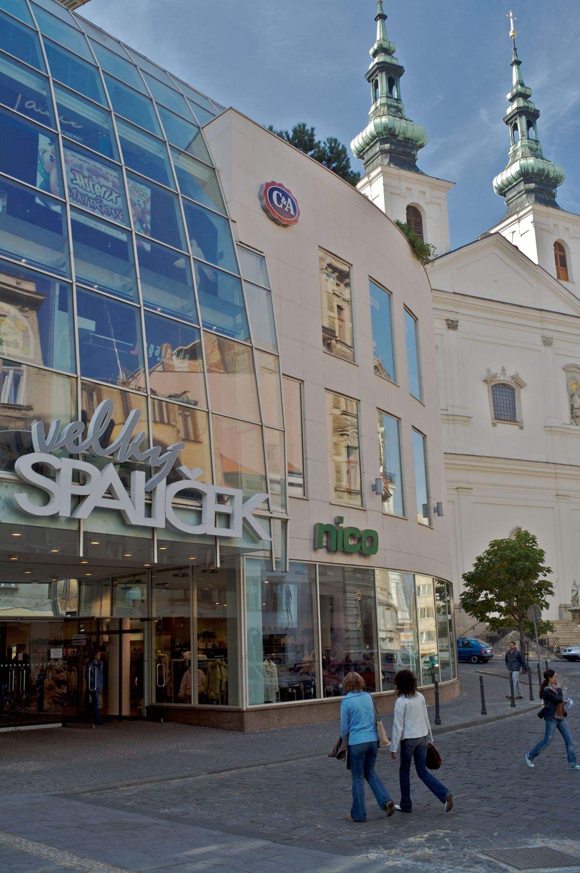 Velký Špalíček in Brno