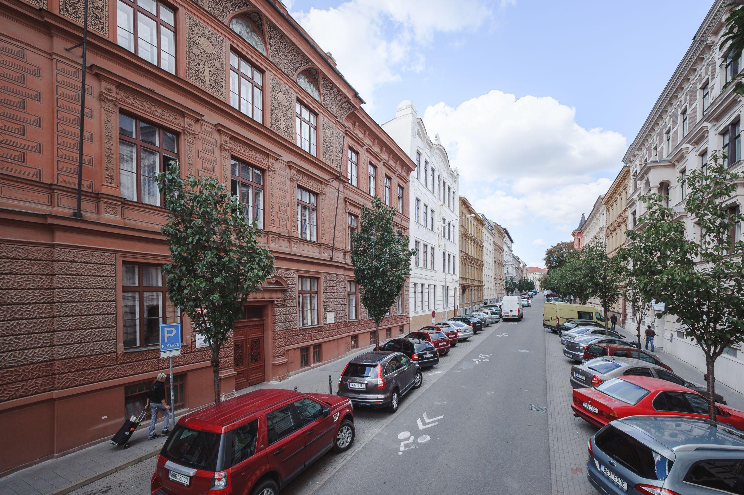 Educational institution Vesna in Brno