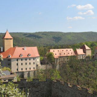 hrad Veveří v Brně