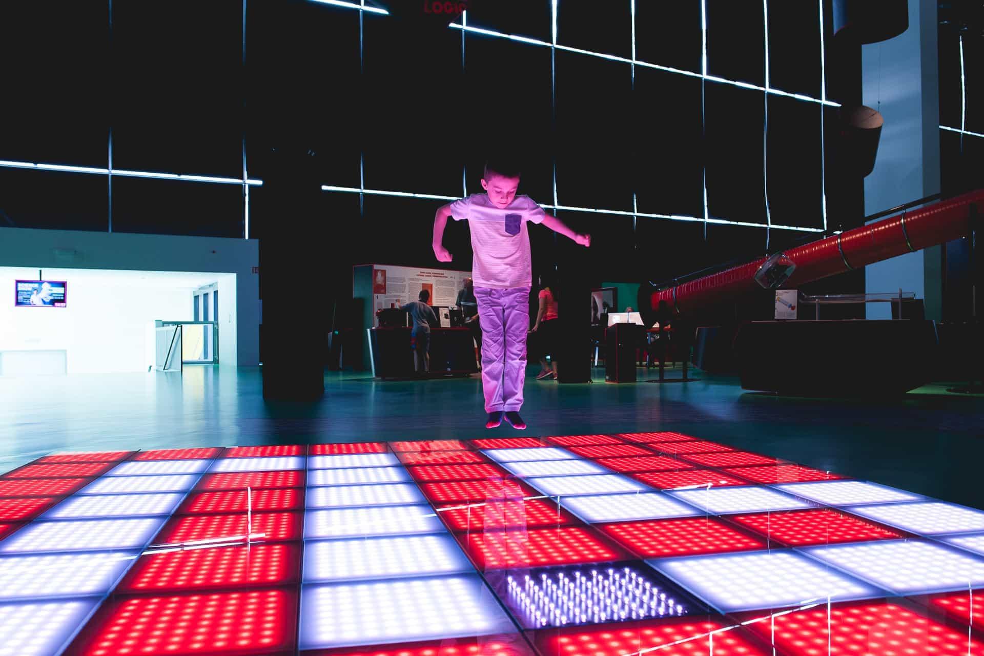 VIDA! Science Centre in Brno