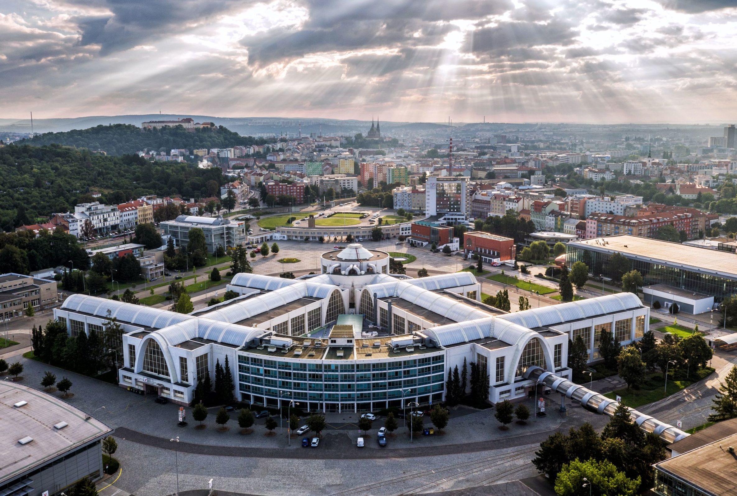 Brněnské výstaviště v Brně
