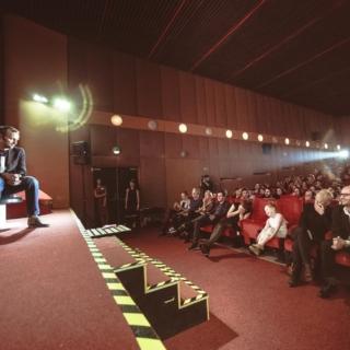 mezinárodní filmový festival Brněnská 16