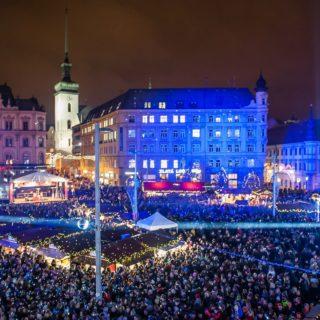 Brněnské Vánoce v Brně