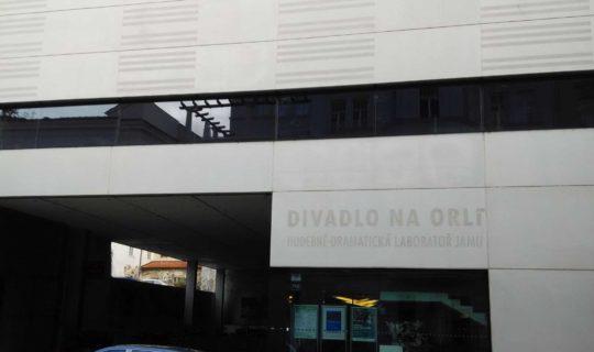 Divadlo na Orlí v Brně