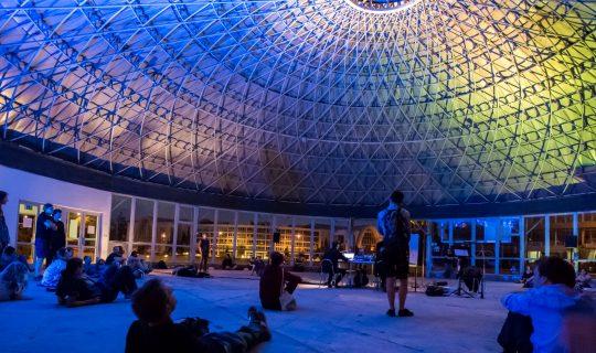 Expozice nové hudby, hudební festival Filharmonie Brno