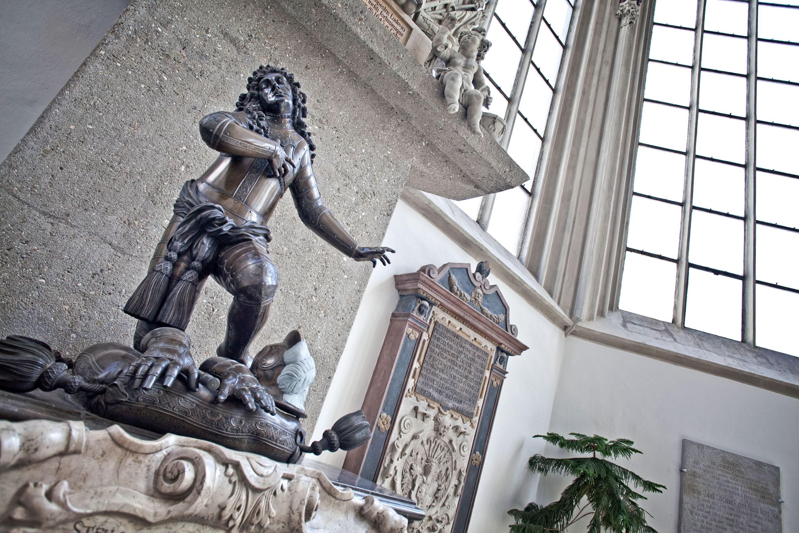 ST. JAMES' CHURCH in Brně