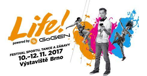 festival Life! na výstavišti v Brně