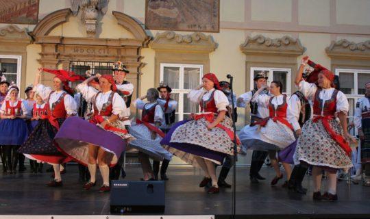 Mezinárodní folklorní festival v Brně