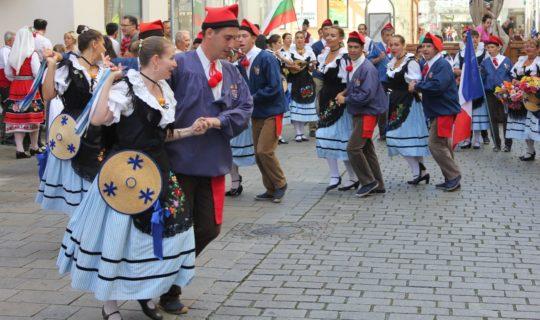 Brno International folklore festival