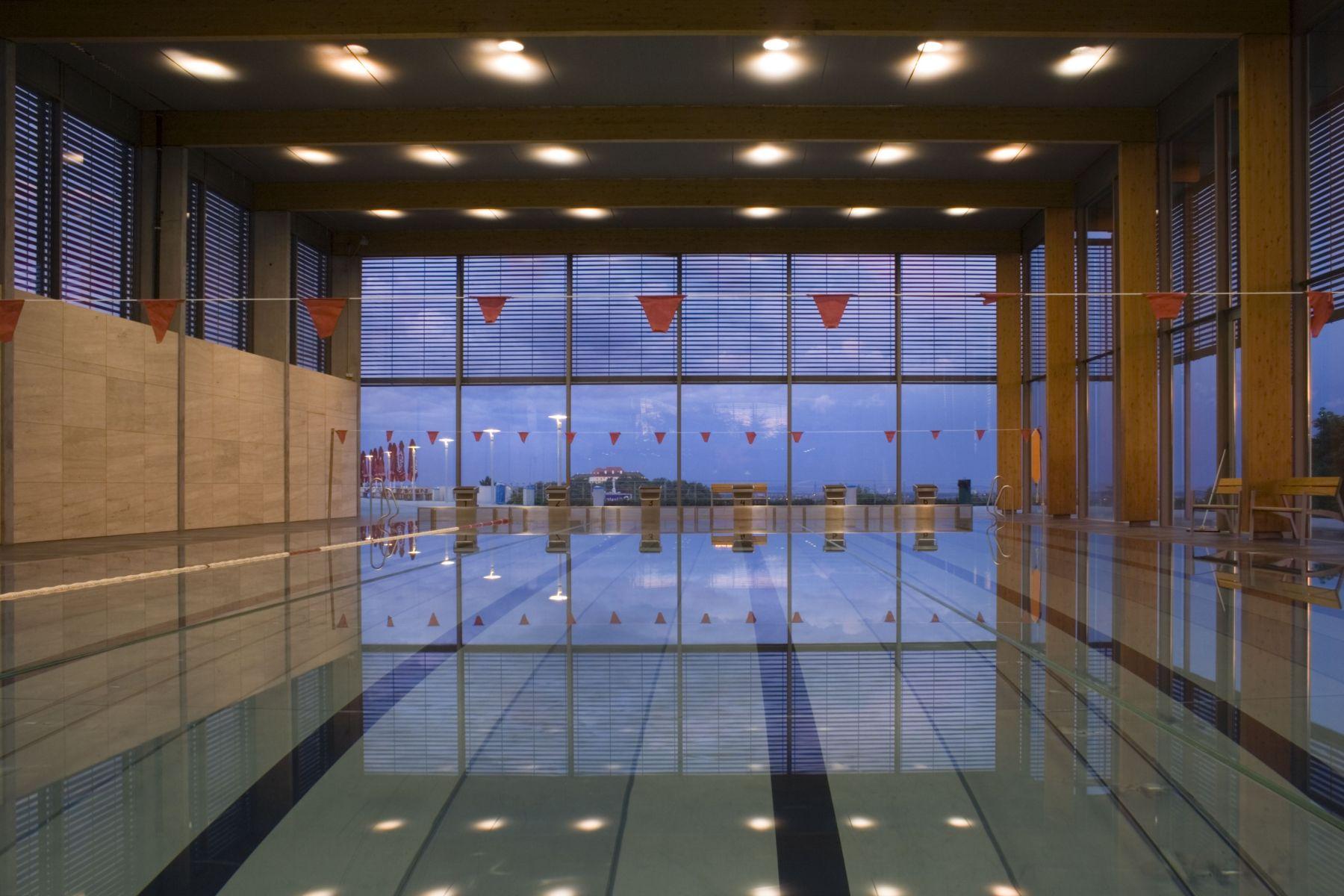 Kraví hora sports and recreation centre in Brno