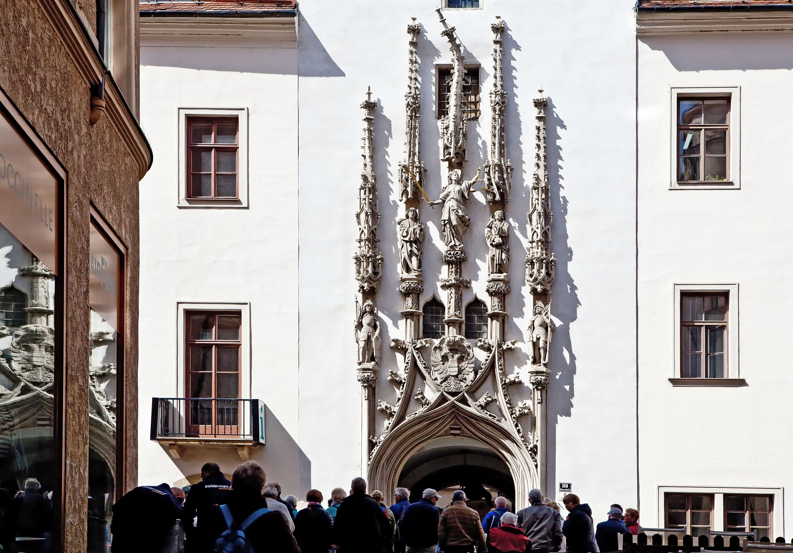 Stará radnice v Brně