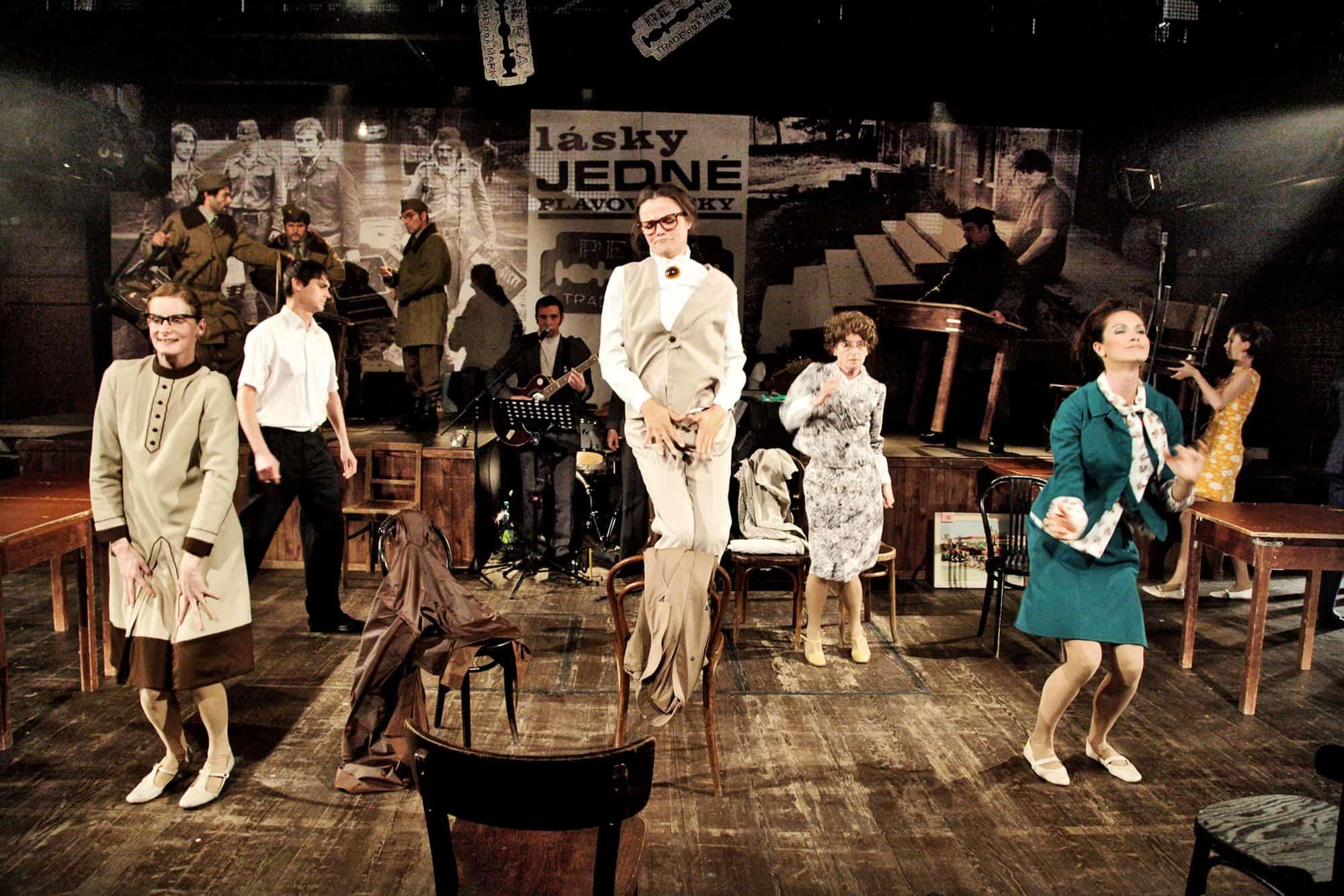 Goose on a String Theatre (Divadlo Husa na provázku)