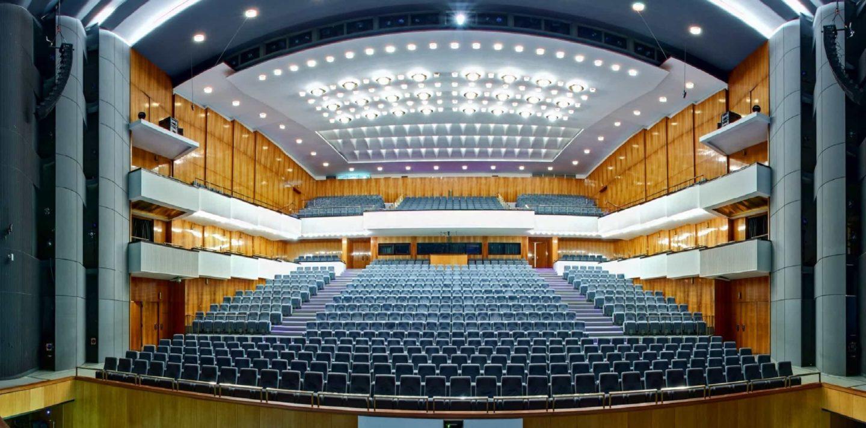 Janáčkovo divadlo v Brně sál