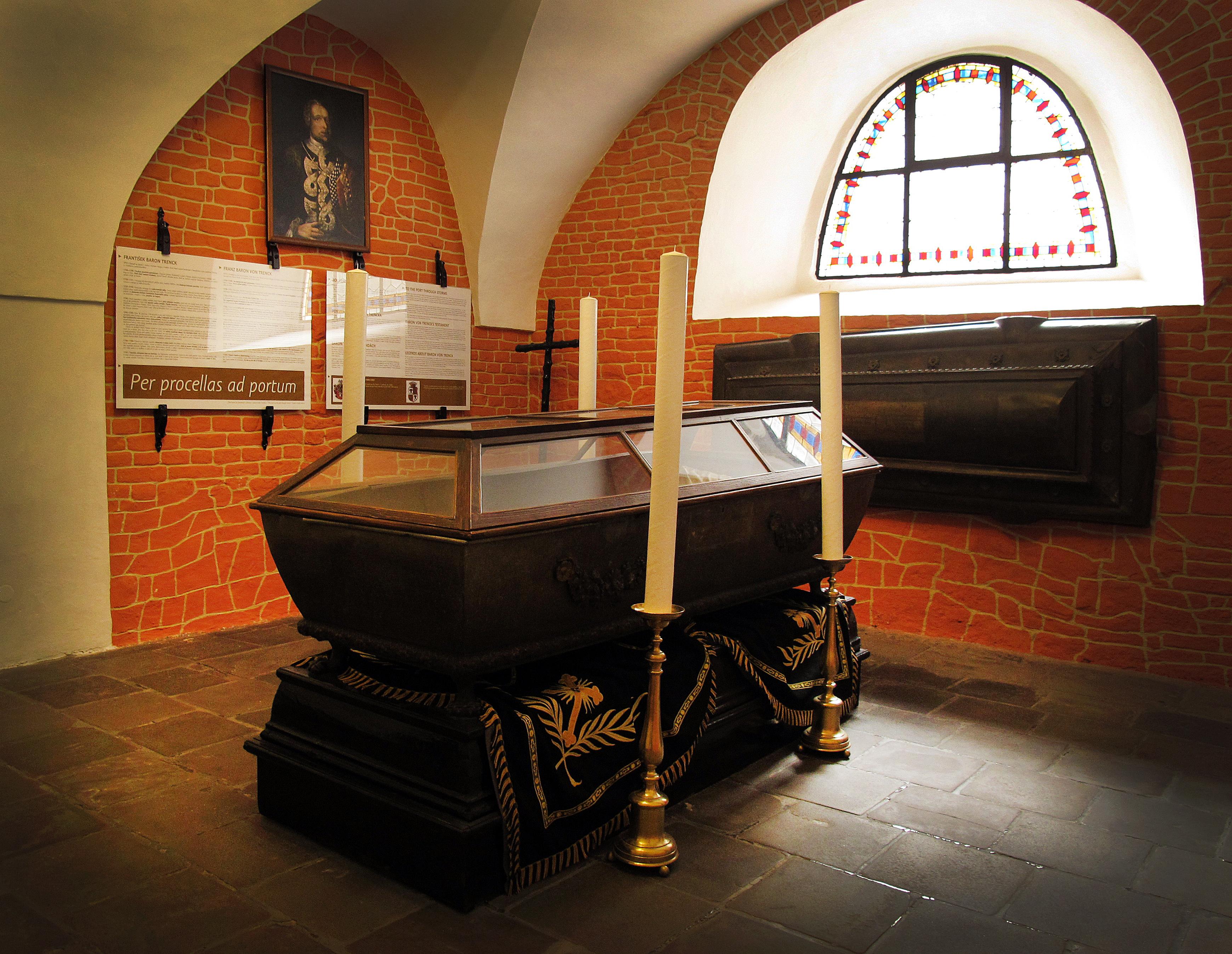 Kostel Nalezení sv. Kříže (the Church of the Discovery of the Holy Cross)