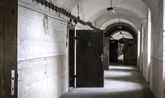 Bývalá káznice na Cejlu v Brně