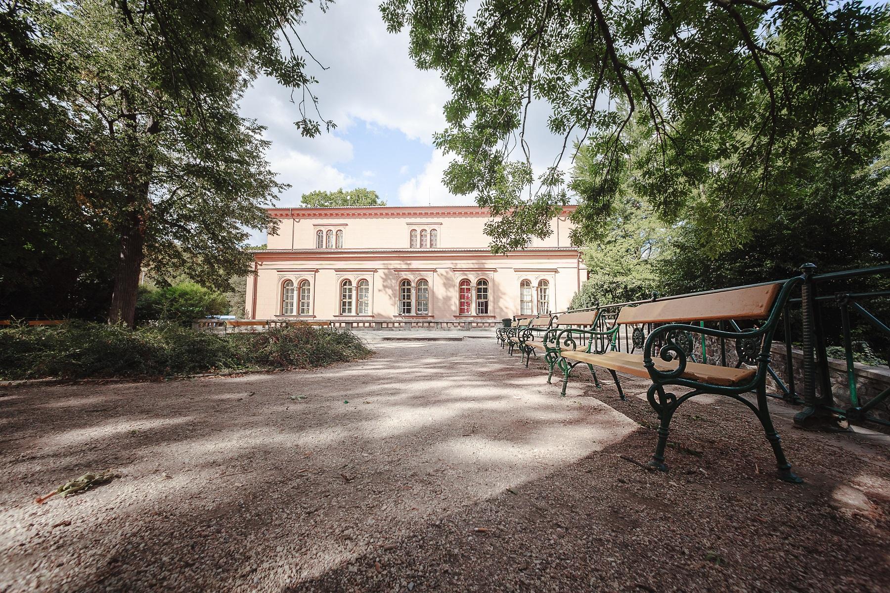 Lužánky Park in Brno, Oliver Staša