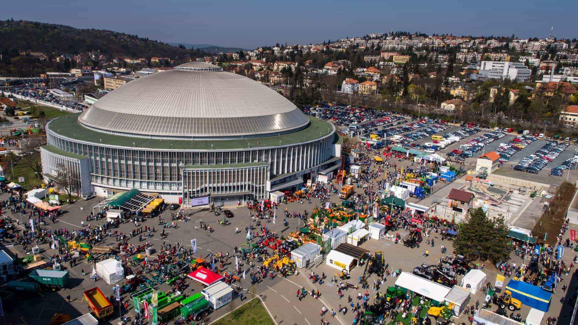 Pavilion Z - BRNO'S EXHIBITION GROUNDS in Brno