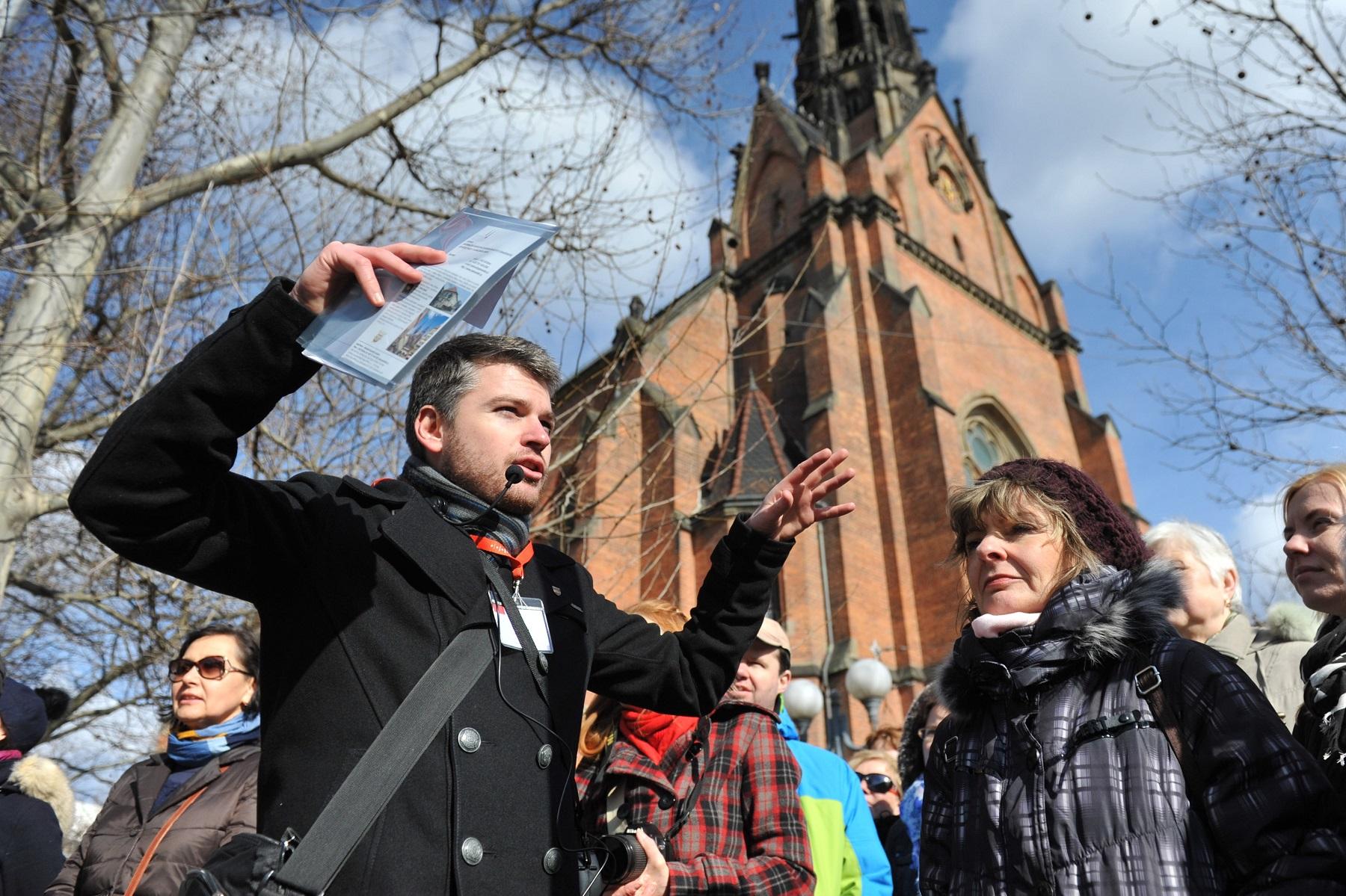 Mezinárodní den průvodců – Gotika v centru města Brna – provází Pavel Dvořák – 20. 2. 2016