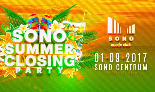sono-summer closing party