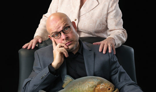 ryba potme