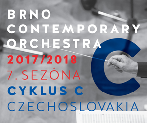 KONCERT 7. SEZONY BCO - BRNO CONTEMPORARY ORCHESTRA