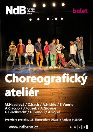choreograficky ateliér