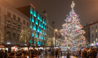 Brněnské Vánoce 2018 na nám. Svobody