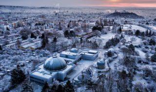 Brno, hvězdárna