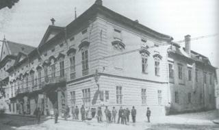 Stezka Moravským Manchestrem - Palác Salm-Reifferscheidtů v Brně, sídlo Salmovy zednářské lóže