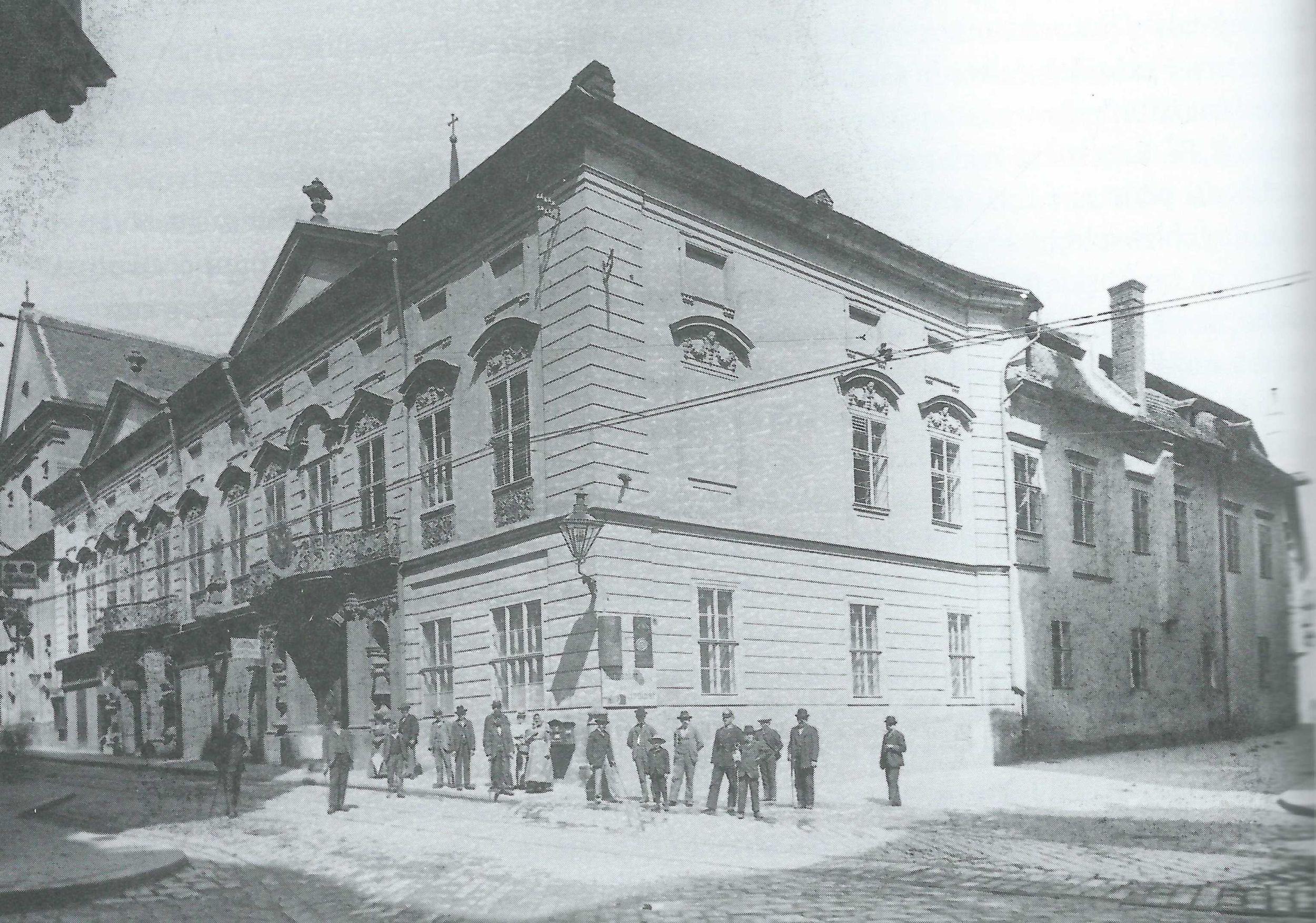 Palais Salm-Reifferscheidt