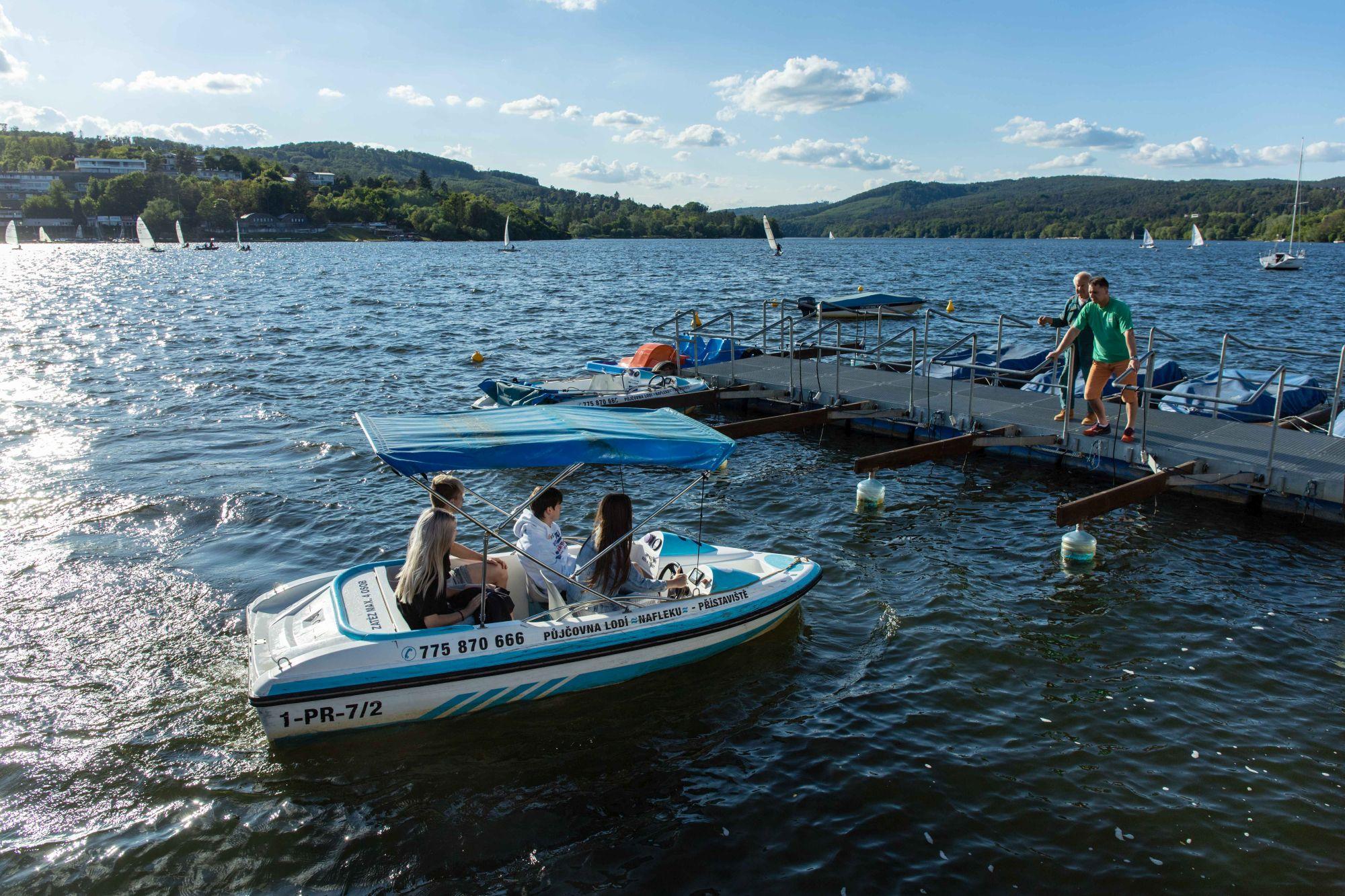 Brno Reservoir, Jan Cága