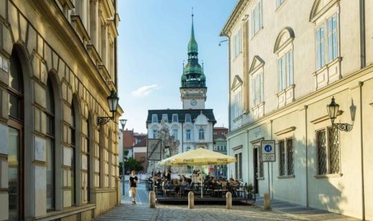 Krautmarkt (Zelný trh), Jan Cága
