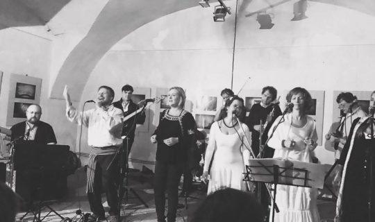 musica-balkanika, Brno Christmas