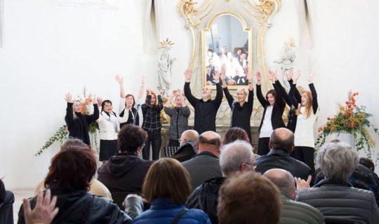 gospel-friends, Brněnské vánoce