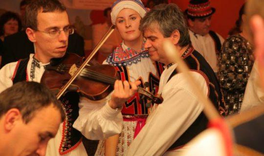 hornacka-muzika-petra-micky, Brněnské Vánoce