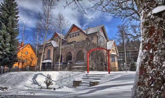 Jurkovicova vila v Brně