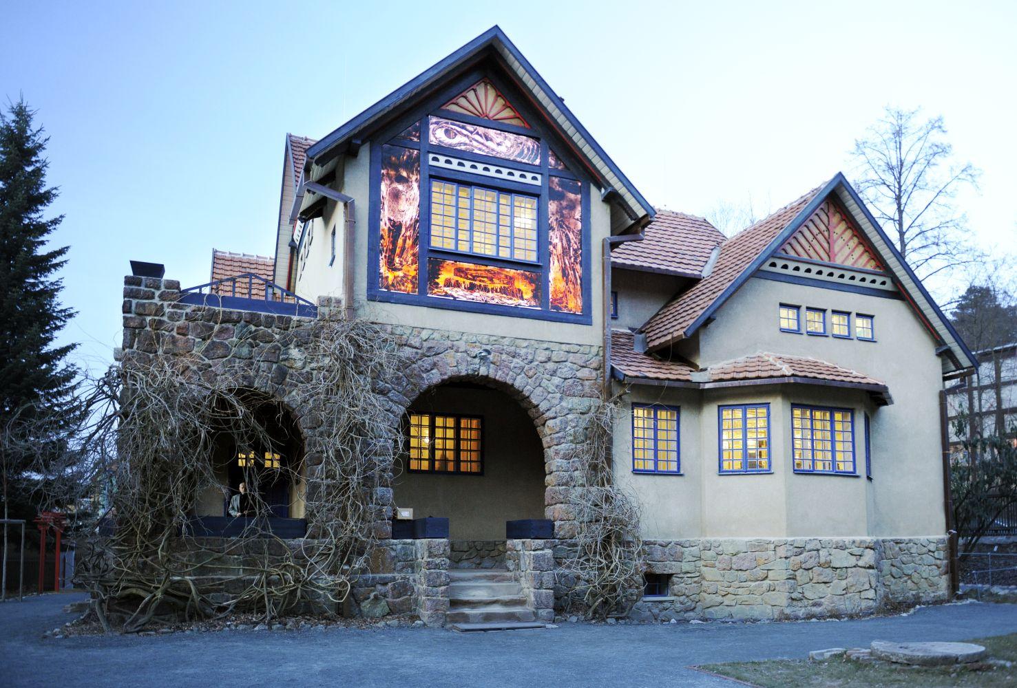 Moravian Gallery in Brno – Jurkovič House