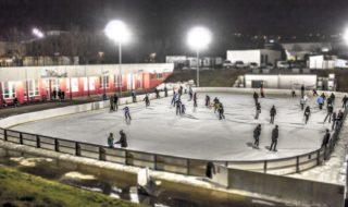 Lužánky Ice Rink (Kluziště za Lužánkami)