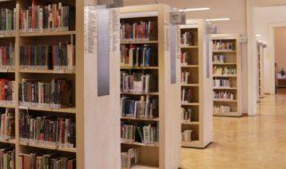 Jiří-Mahen-Bibliothek