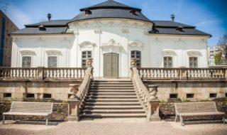 Lustschloss der Familie Mitrovský